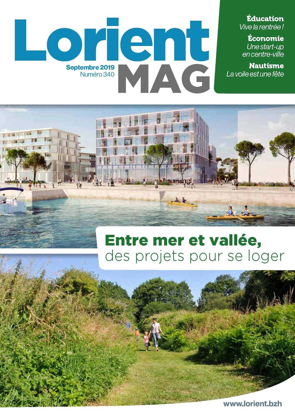 Consulter Lorient Mag