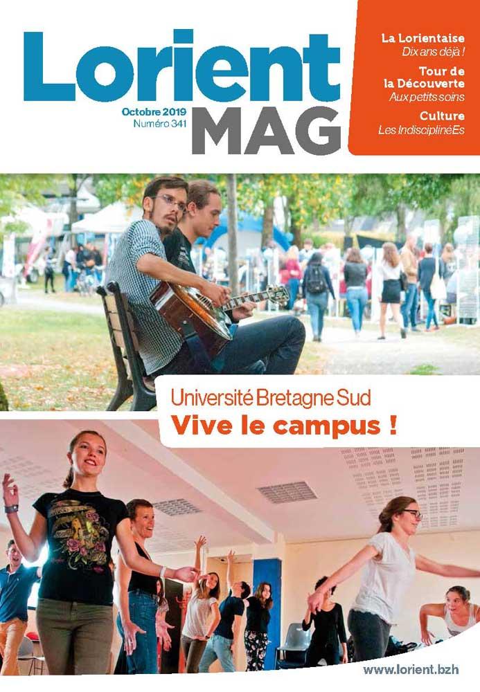 Lorient mag d'octobre