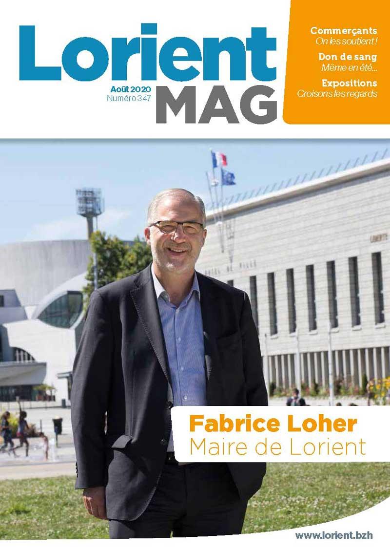 Lorient mag 347 - août 2020