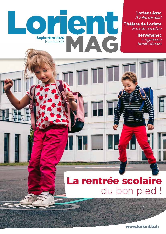 Accédez aux Lorient mag