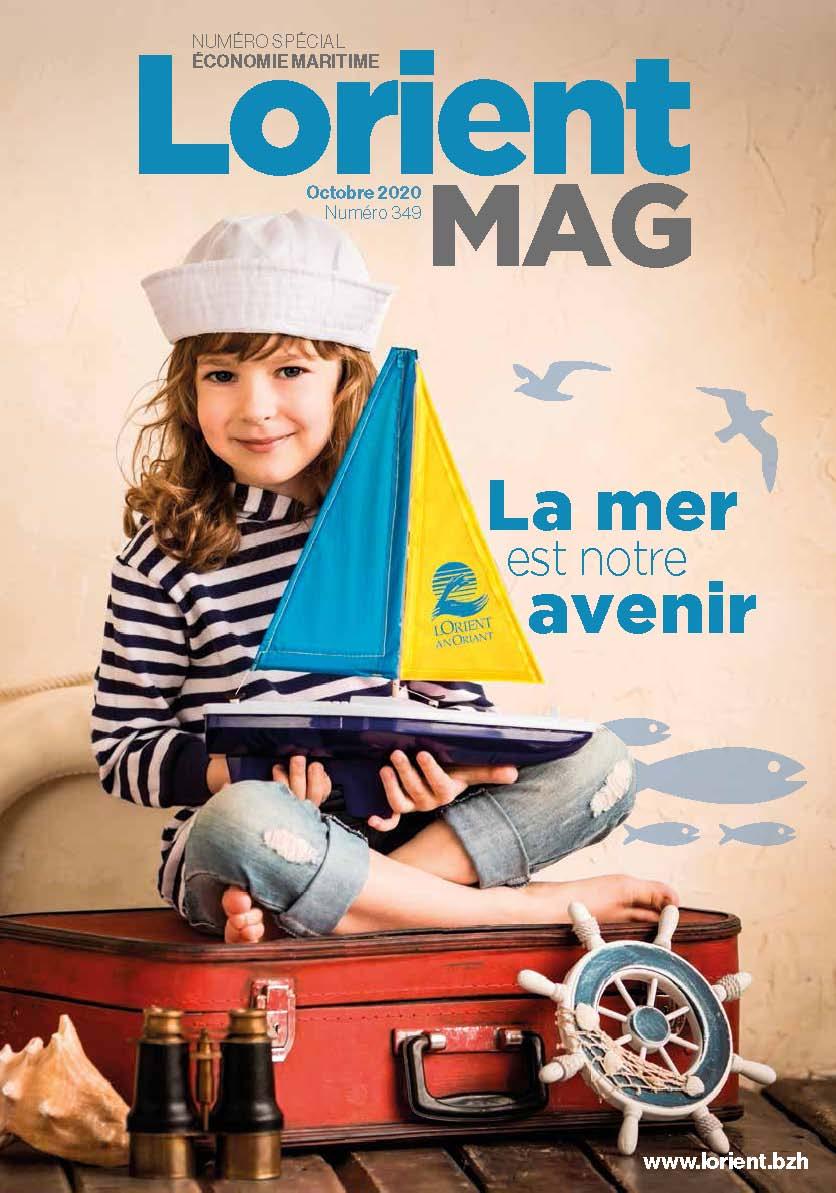 Accédez au dernier Lorient Mag