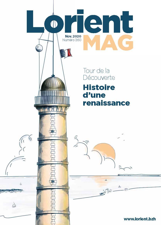 Lire le Lorient mag de novembre 2020