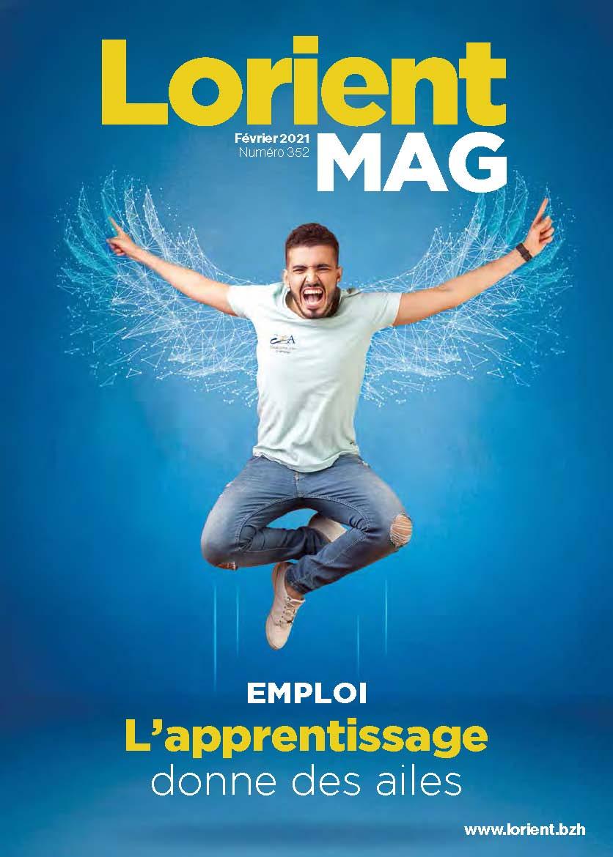 Lorient Mag - février 2021... cliquez !