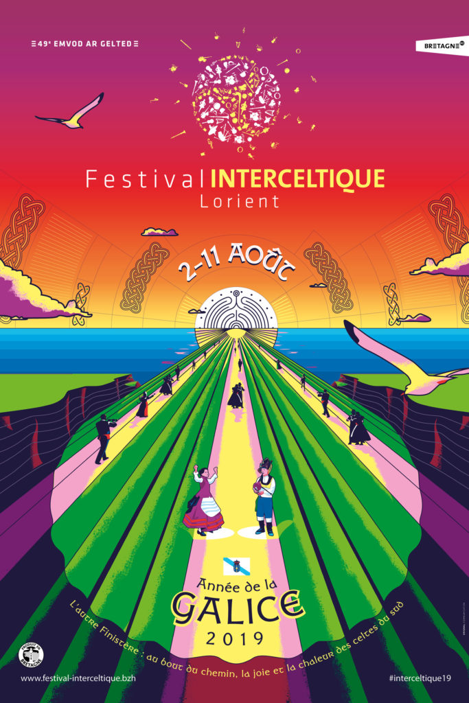 Festival interceltique 2019