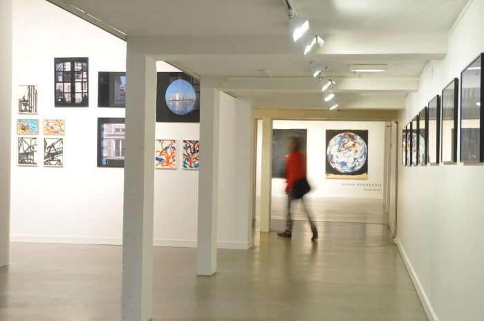 Exposition Ianna Andreadis