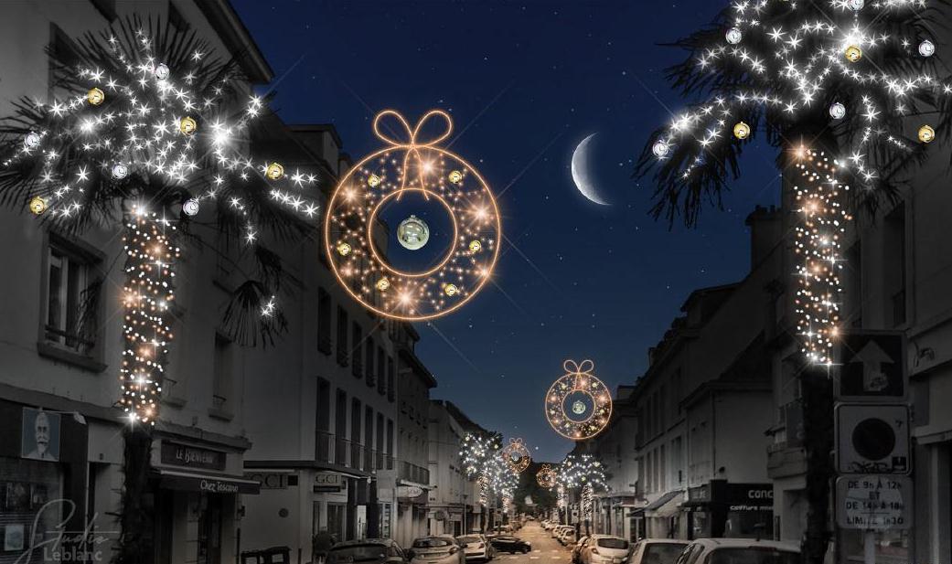 Illuminations - Rue de la Patrie