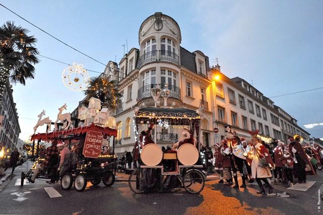 Parade de Noël ©H. Thouvenin