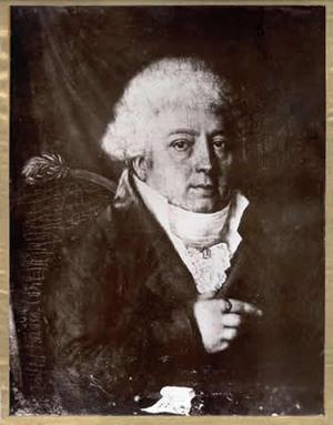 Jacques Cambry - portrait sur le site garae.fr