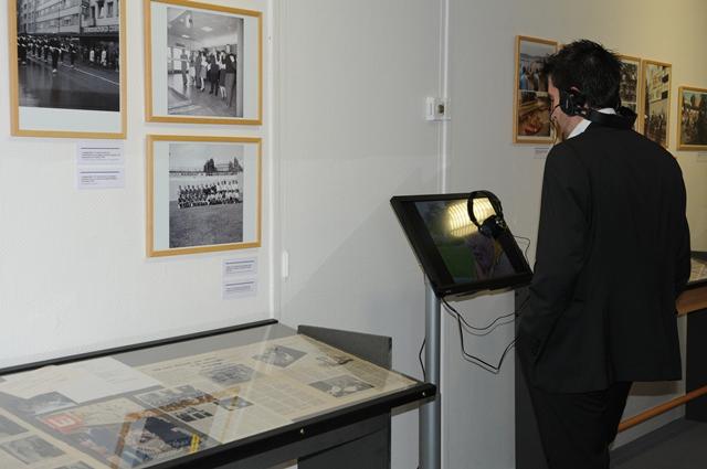 Espace d'exposition des Archives