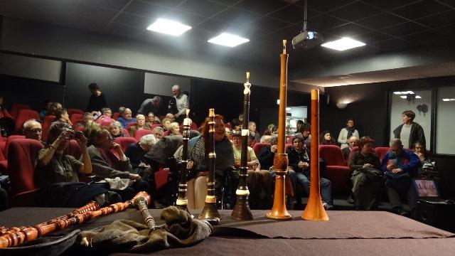 Conférence de Roland Becker : sonneurs noceurs en Bretagne