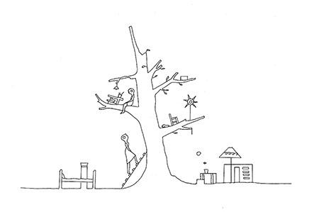 Illustration des élèves