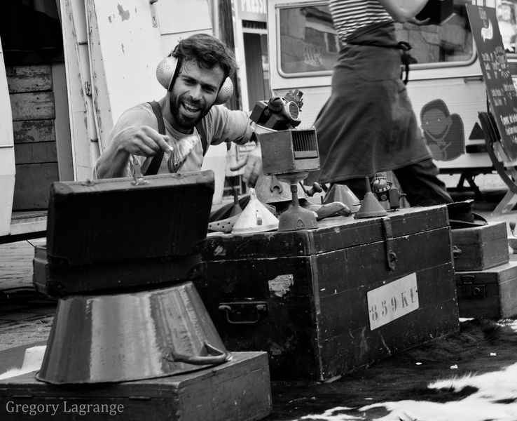 Les Maraudeurs ©Grégory Lagrange