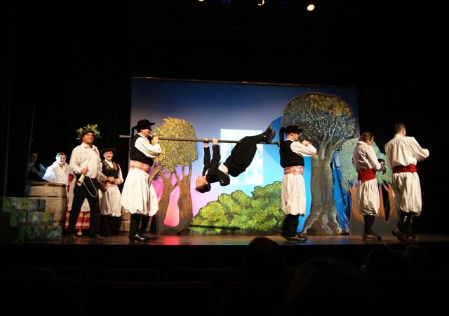 Spectacle de théâtre en breton