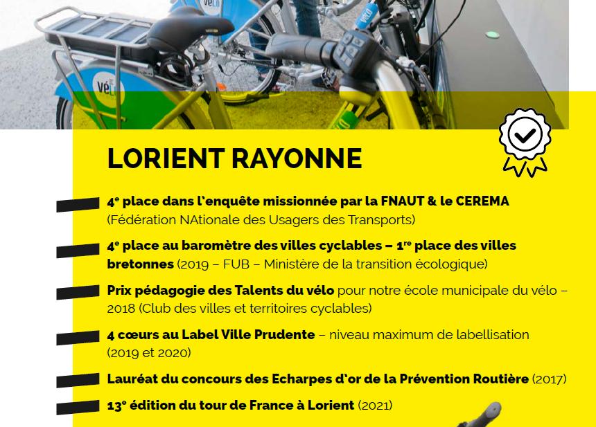 Lorient rayonne