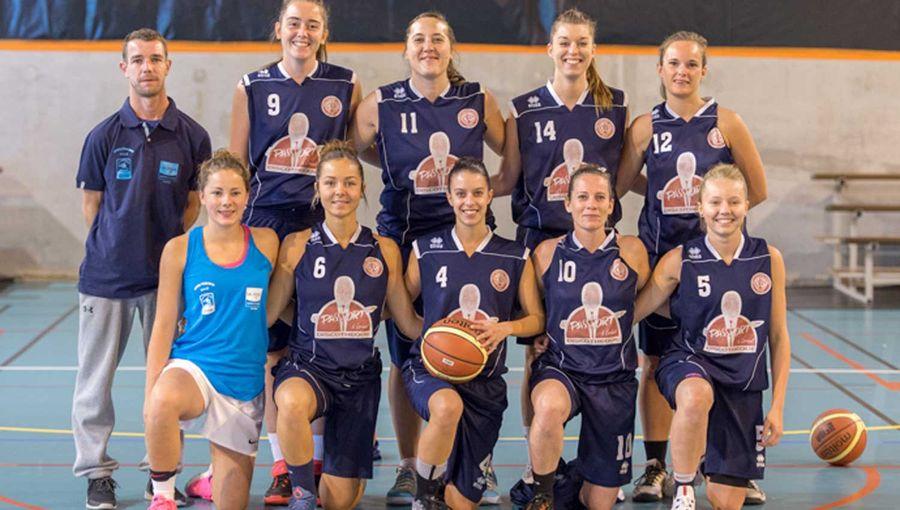 CEP Basket féminine