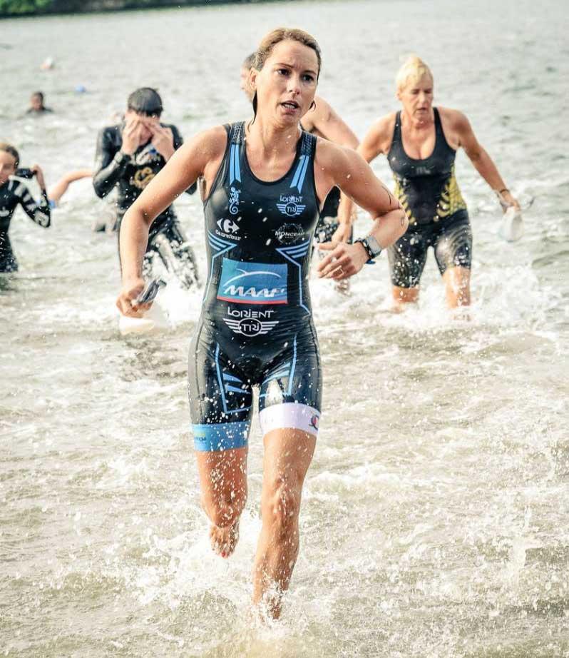 Triathlon du FLK