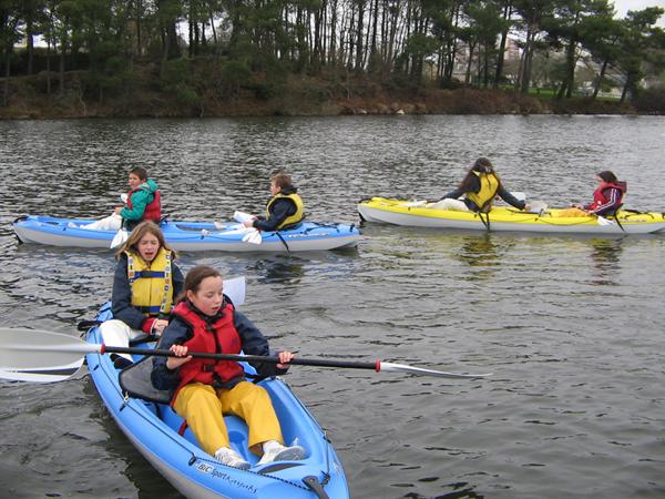 Kayak de loisirs