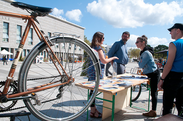 atelier vélo Syklett