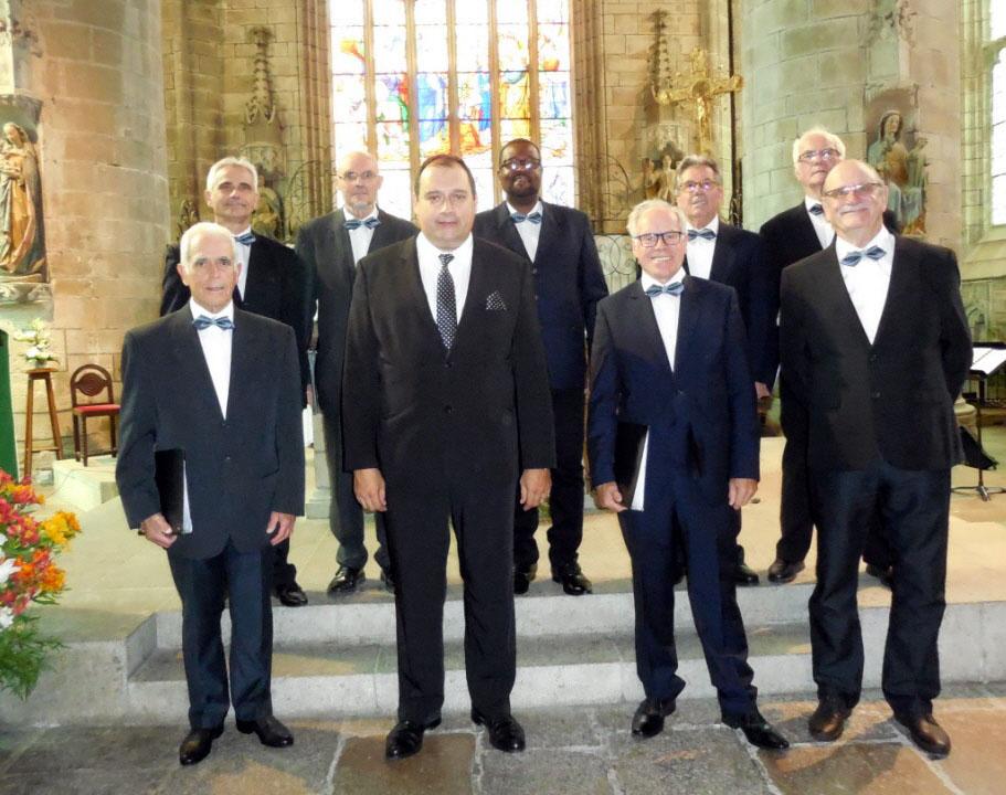 Concert pour un mariage à Quimperlé