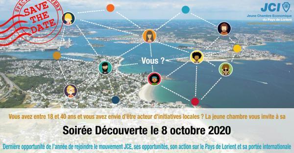 Jeune chambre économique du pays de Lorient 1
