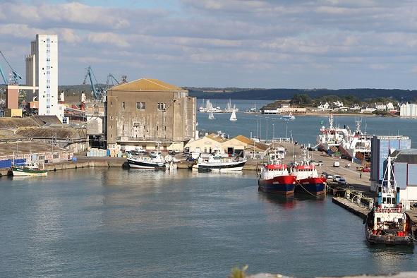 Les ports de Lorient