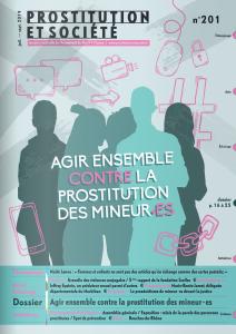 Revue « Prostitution des mineures »