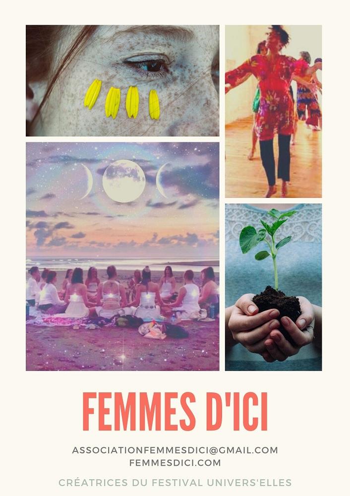 Un aperçu des activités de Femmes d'Ici