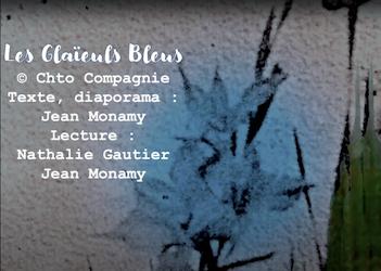 Lecture des Glaïeuls bleus