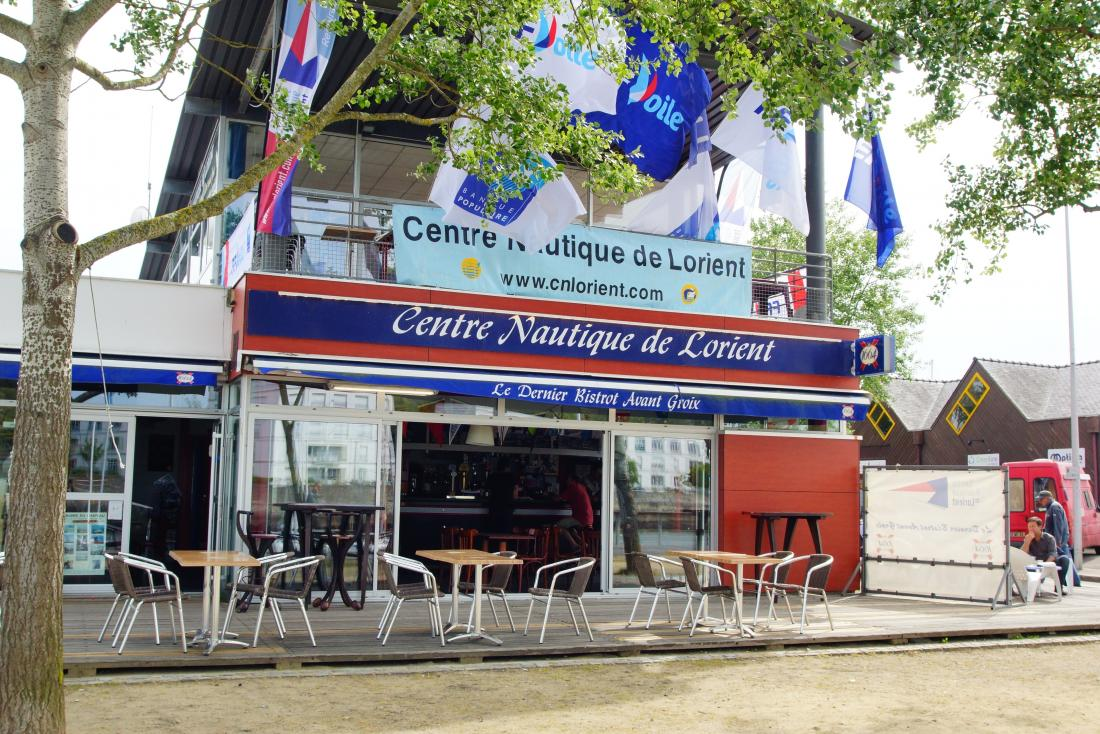 Siège du Centre Nautique de Lorient