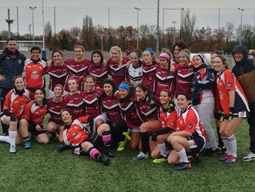 Equipe sénior féminine