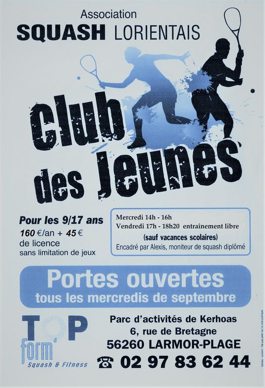 Information club des jeunes