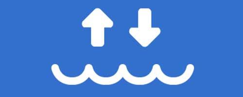 Horaires des marées