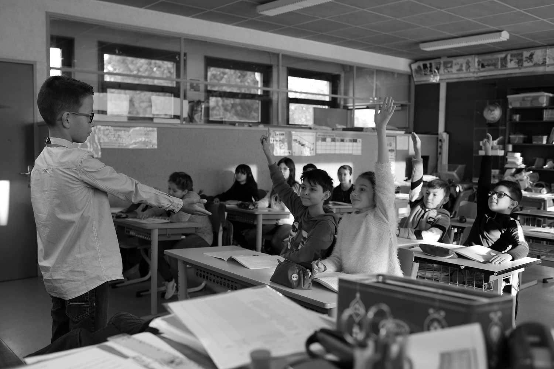 Droit à l'éducation : l'école pour tous