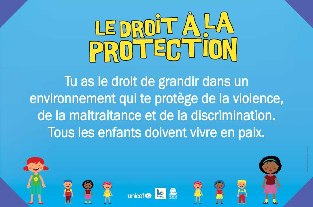 Droit à la protection