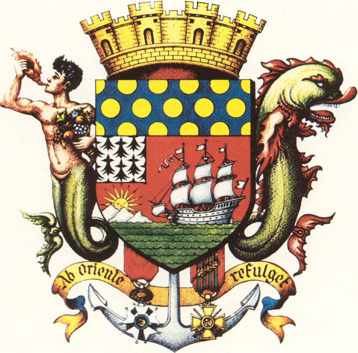 Blason de Lorient