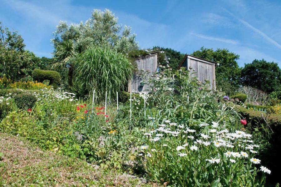 Jardins familiaux à Kervénanec
