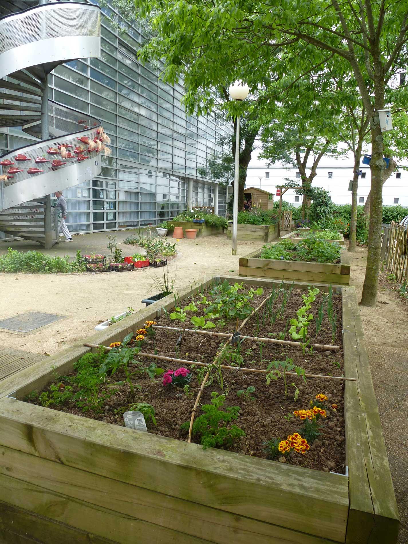 Escale jardin