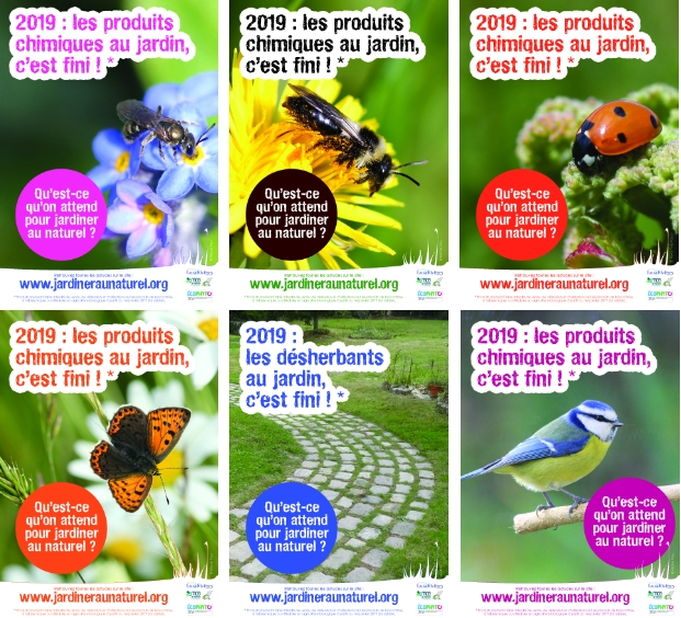 Affiches Jardiner au naturel