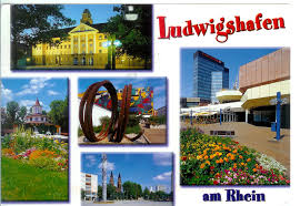 Ludwigshafen, la jumelle allemande