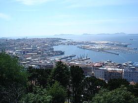 Vigo, premier port de pêche européen, en Galice (Espagne)