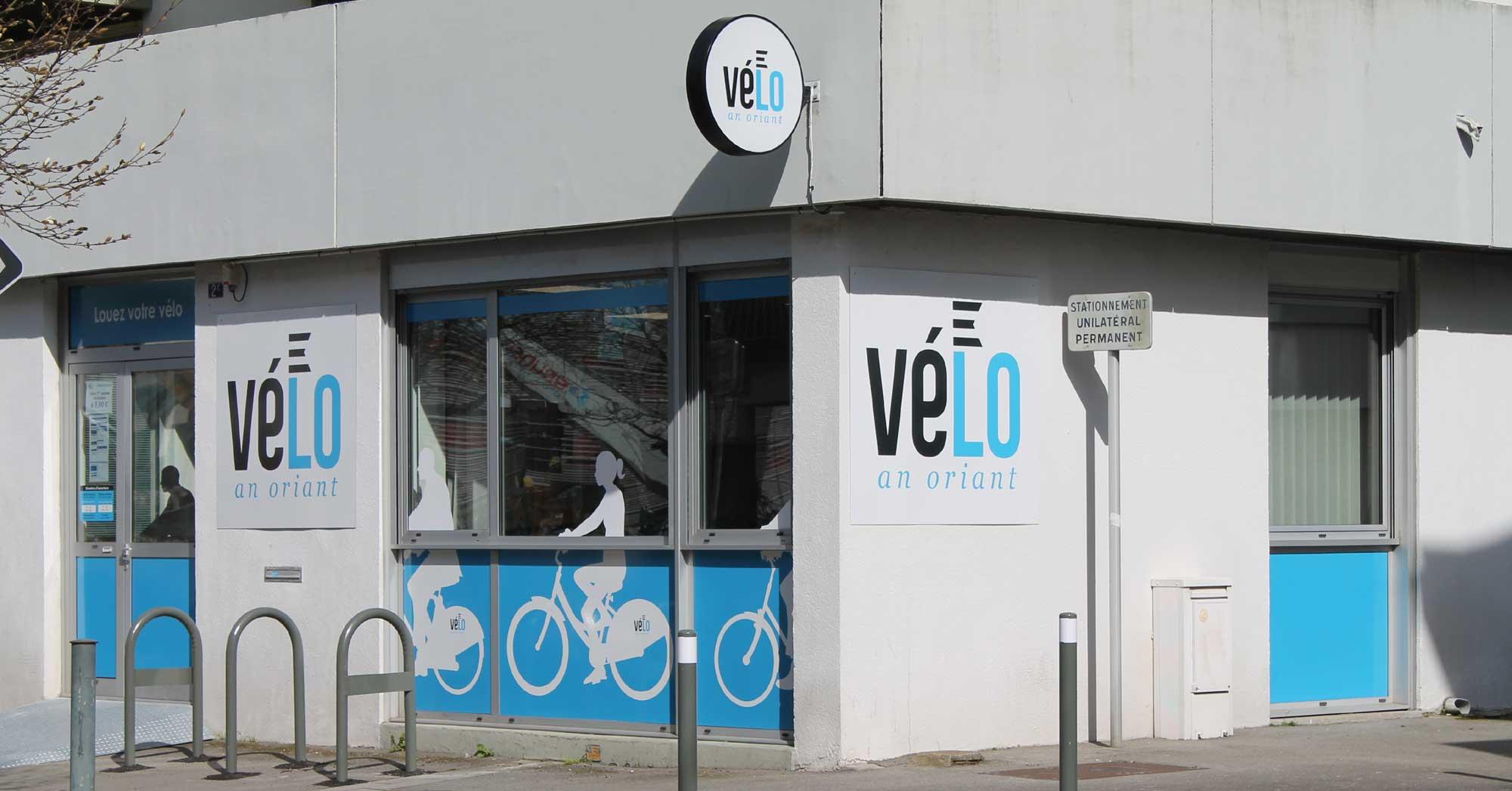 Boutique Vélo, bd Franchet d'Espérey