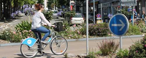 Bien circuler à vélo à Lorient