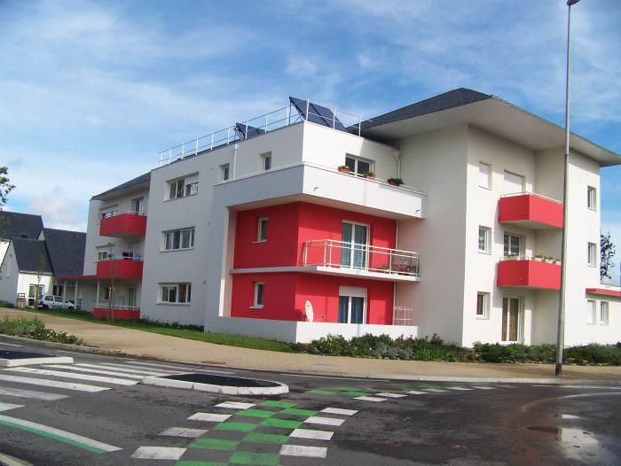 Immeuble collectif de 12 logements