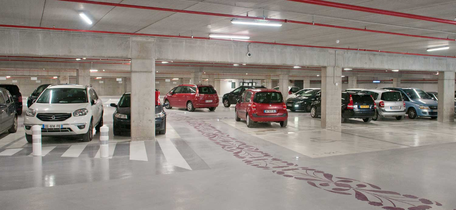 Stationnement - parking