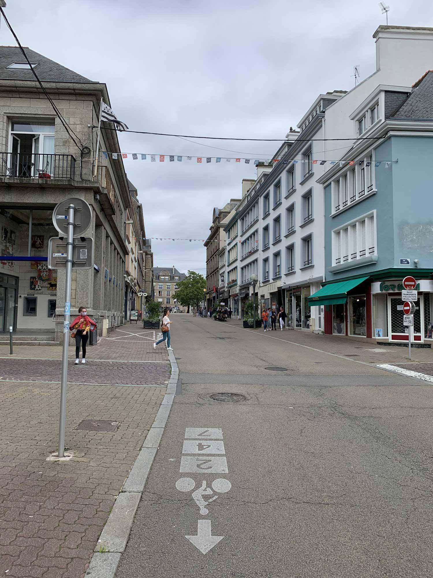 Rue de l'Assemblée Nationale