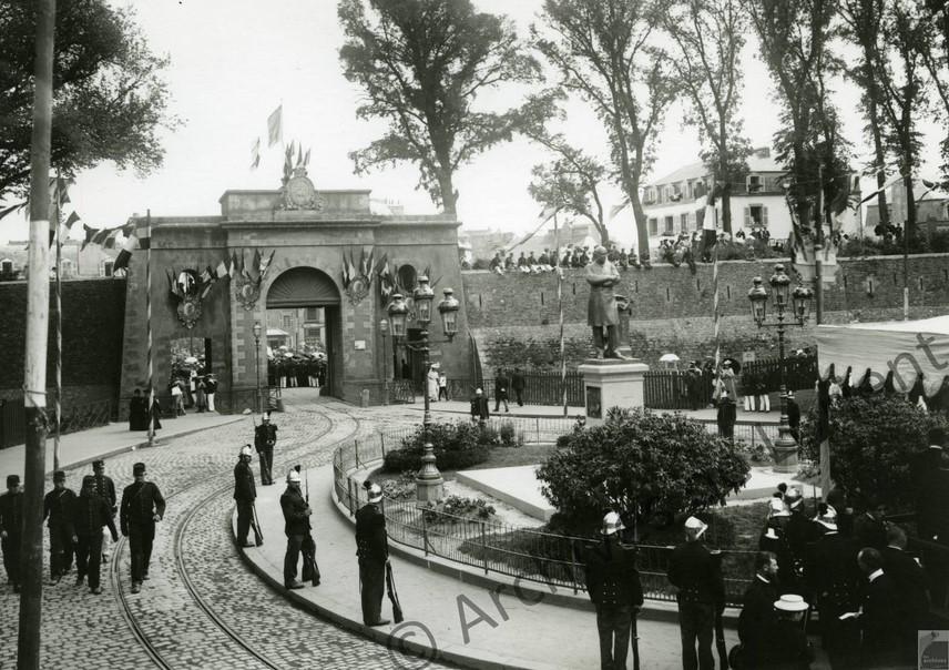 Porte du Morbihan