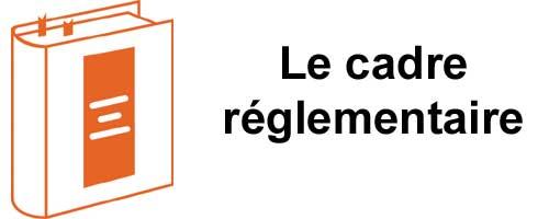 cadre réglementaire