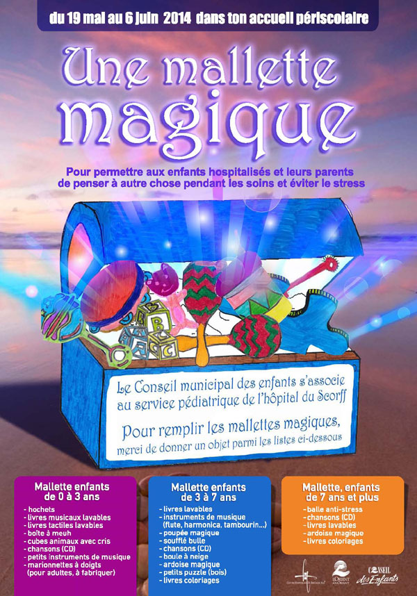 Mallette magique