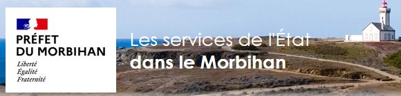 L'Etat dans le Morbihan